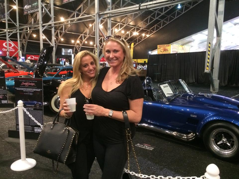 Barrett - Jackson  Scottsdale Car Show