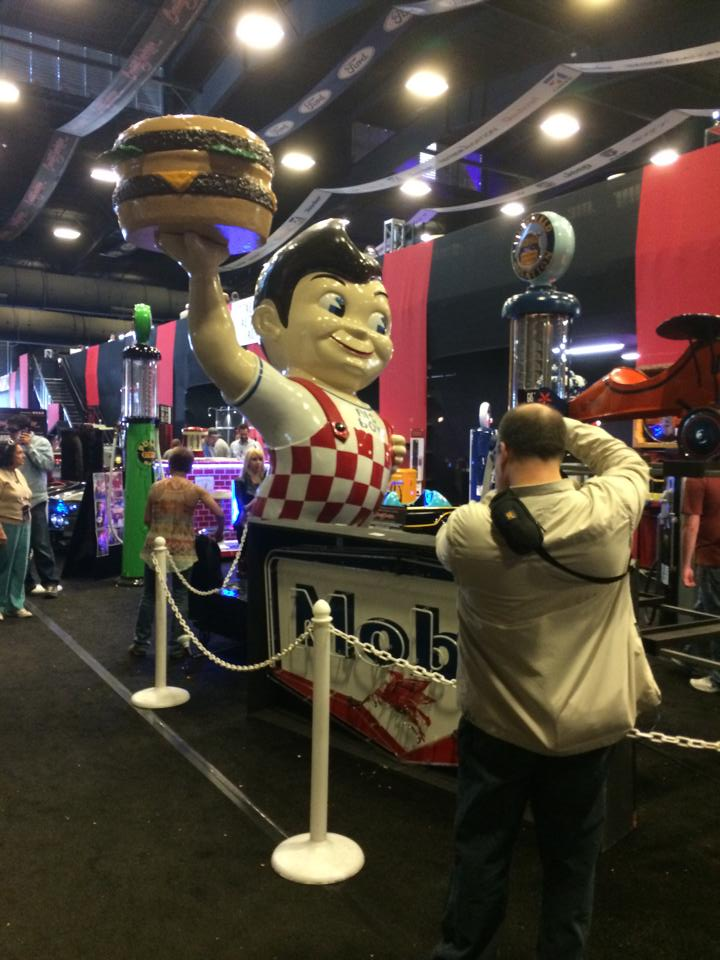 Barrett Jackson Scottsdale - Bobs Big Boy