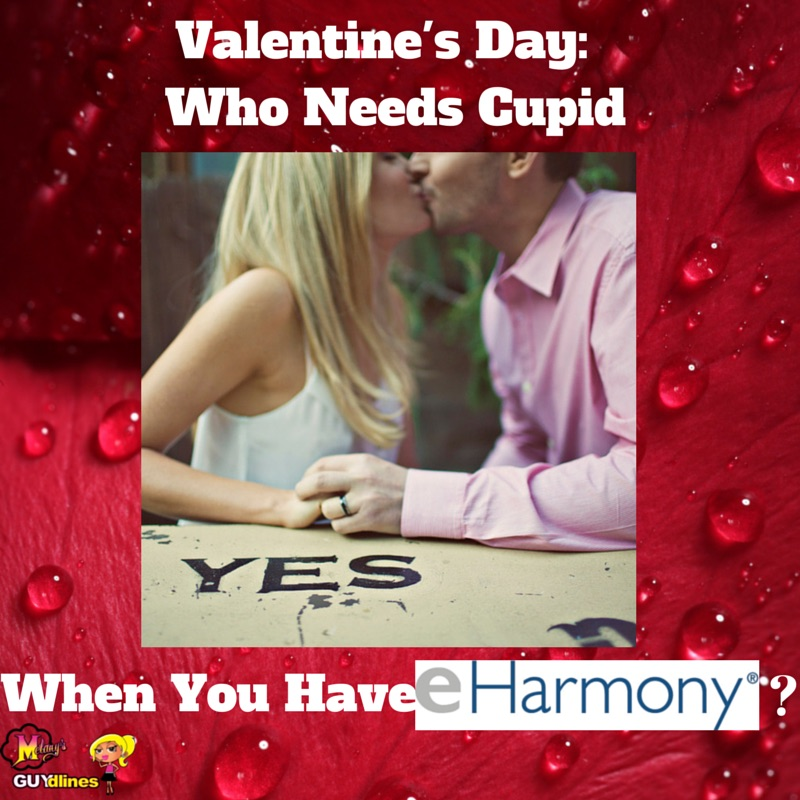 Valentines Day: Who Needs Cupid When you have eHarmony?