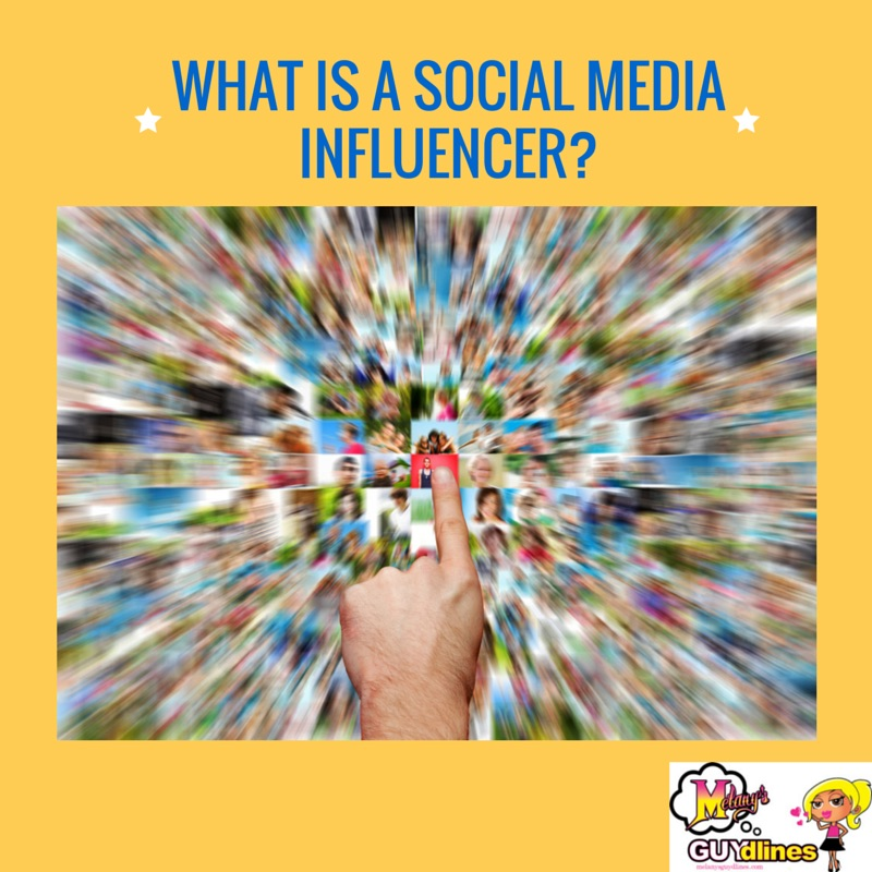 What is a social media influencer?
