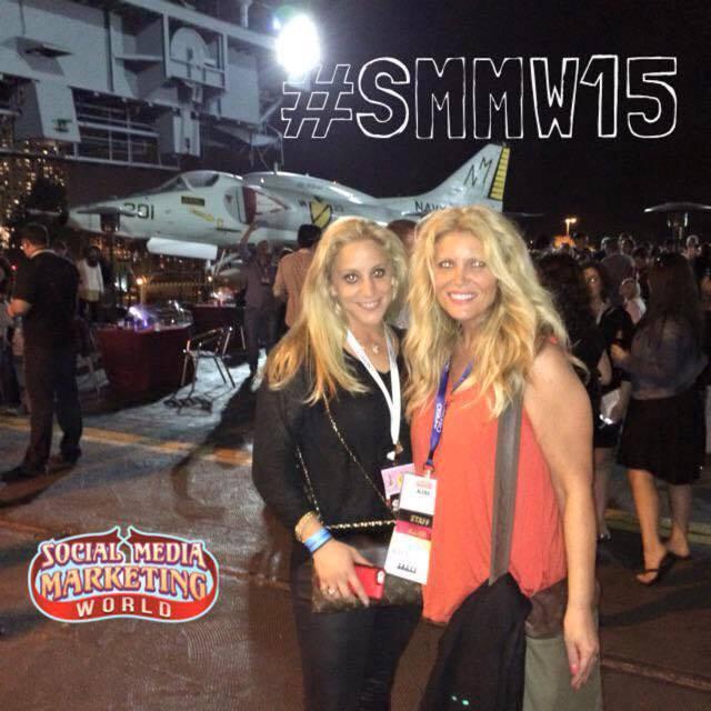 My other fav blonde! Kim @KimReynolds