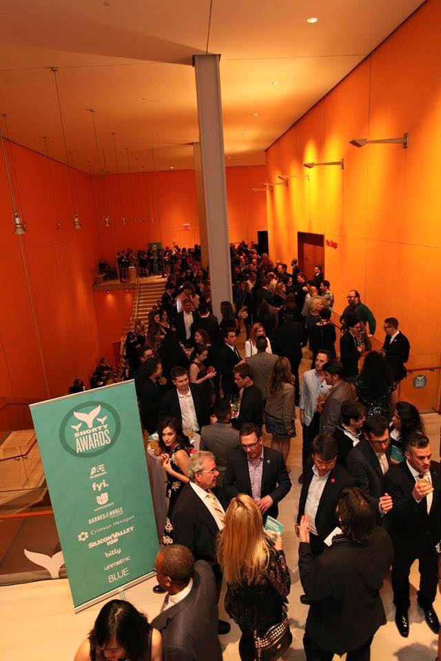 Pre Shorty Award 2015 Reception
