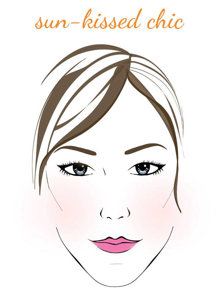 Sun kissed look from gilt city and zyrtec