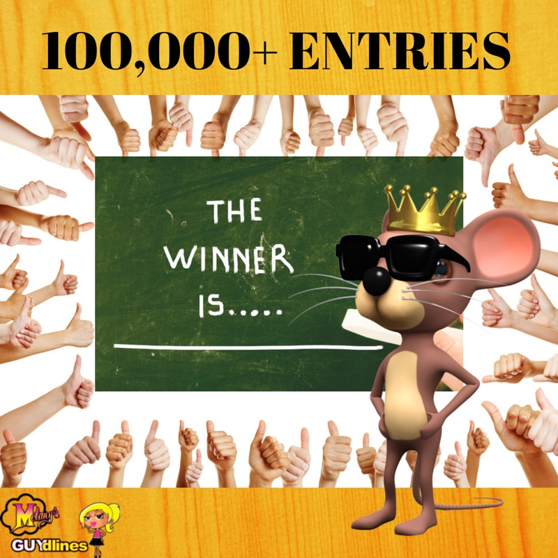 With 100,000+ Entries For The PS4 Bundle: The Winner Is….