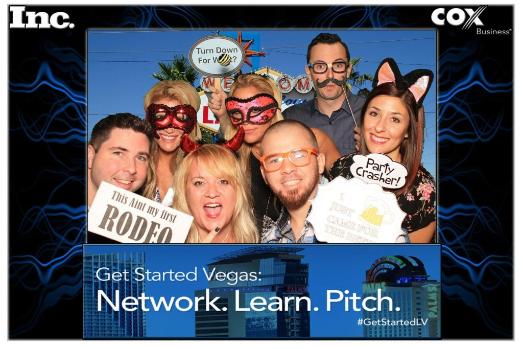Las Vegas! #getstartedlasvegas wit Cox Business and Inc Magazine