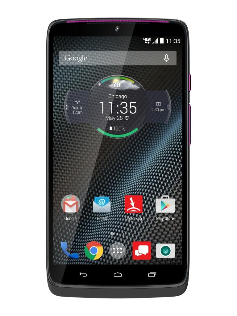 DROID Turbo By Motorola in Gray Ballistic Nylon