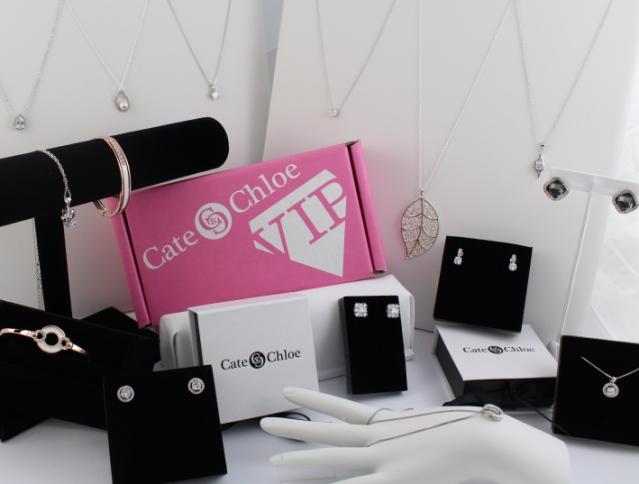 Cate and Chloe VIP Box