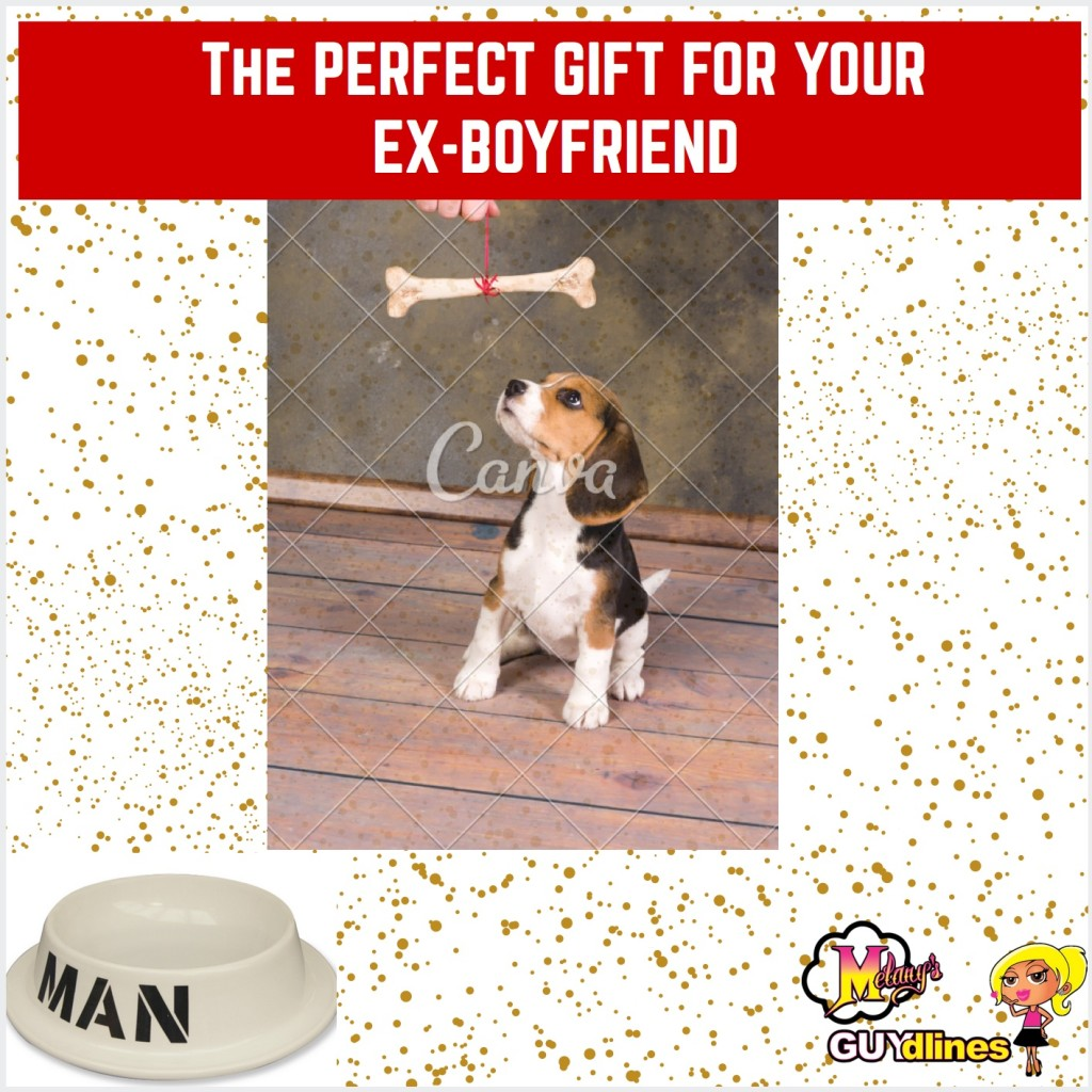 the perfect gift for your exboyfriend