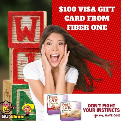 My New Favorite Cookie: Win $100 Gift Card From Fiber One
