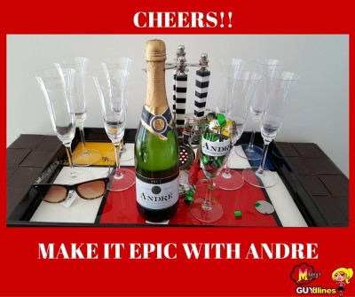 Make it epic with andre