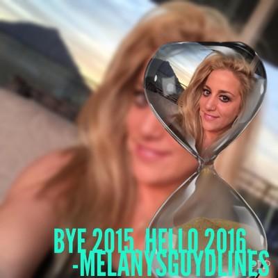 Goodbye 2015. Hello 2016. Melanysguydlines