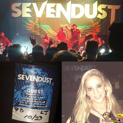 Sevendust For The Win: Best Metal Performance For The 58th GRAMMY Awards