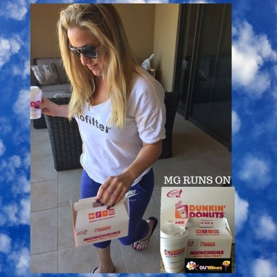 MG Runs On Dunkin' Donuts: Pistachio Coffee & All Day Breakfast