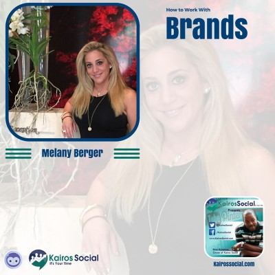 Melany Berger On Blab Tonight: How To Work With Brands