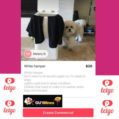 I Just Let Go With the Letgo App: Try It and Letgo