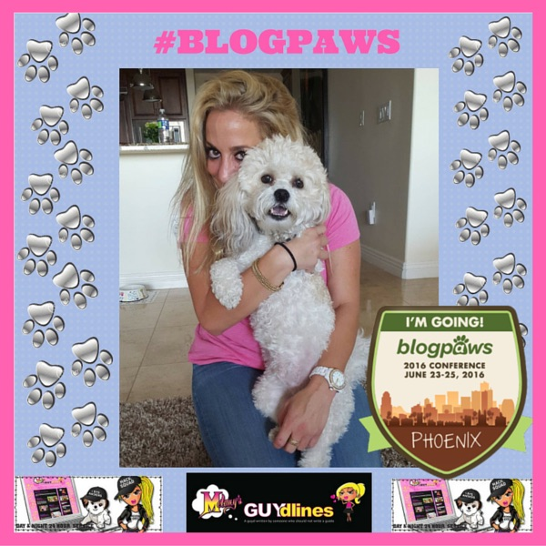 BlogPaws 2016: A Social Media Conference for My Dog, Teddy Brewski