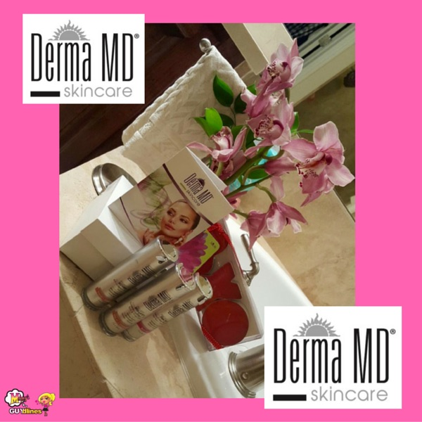LOVING ALL MY DERMA MD PRODUCTS