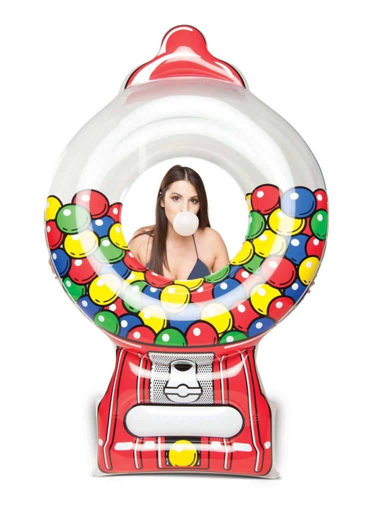 gum ball float