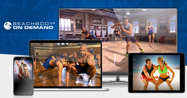Win $4,145 Beachbody® On Demand For One Year And Fitness Package
