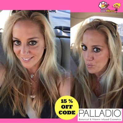 Make Me Up With Palladio Cosmetics: Makeup That Makes Your Beauty Sparkle