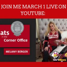 Melany Berger On Cats In The Corner Office March 1: University of Arizona Alumni