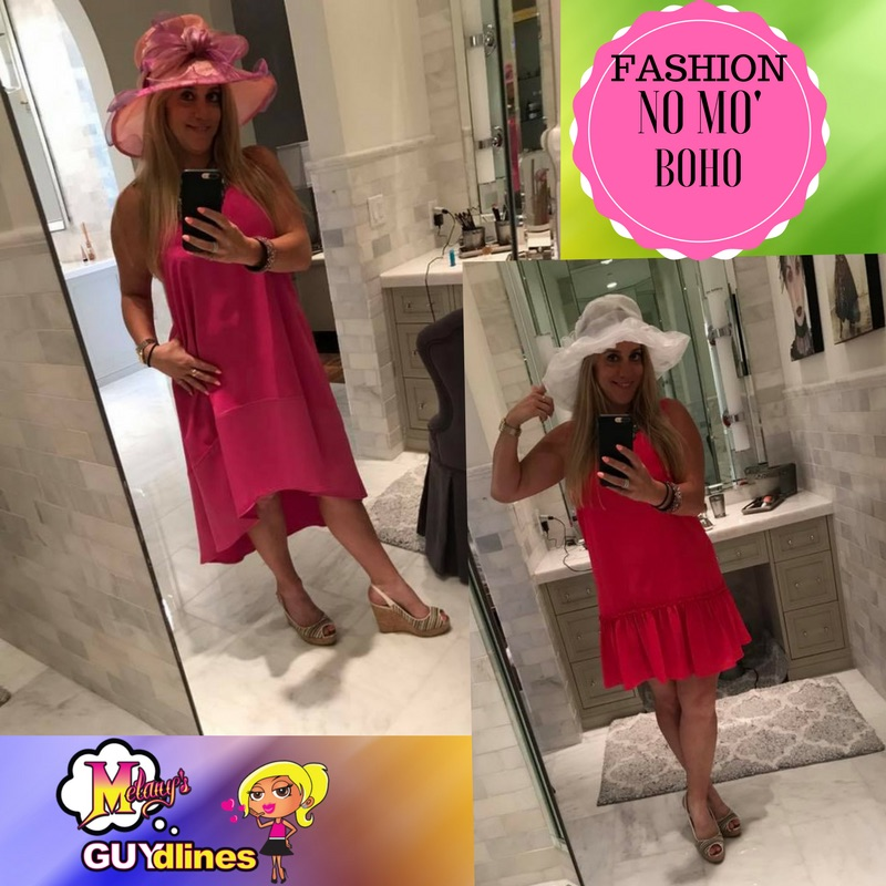 Fashion: No Mo' Boho