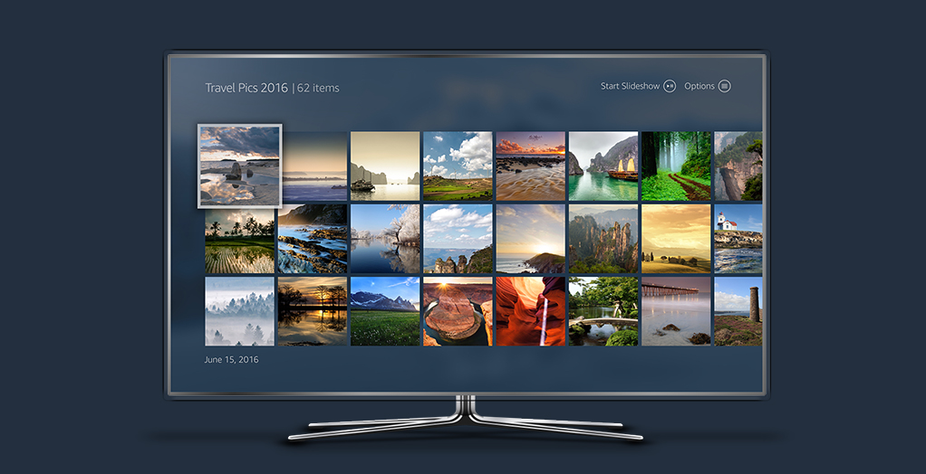The Amazon Fire TV Show Off Your Photos: Just Ask Alexa and Giveaway