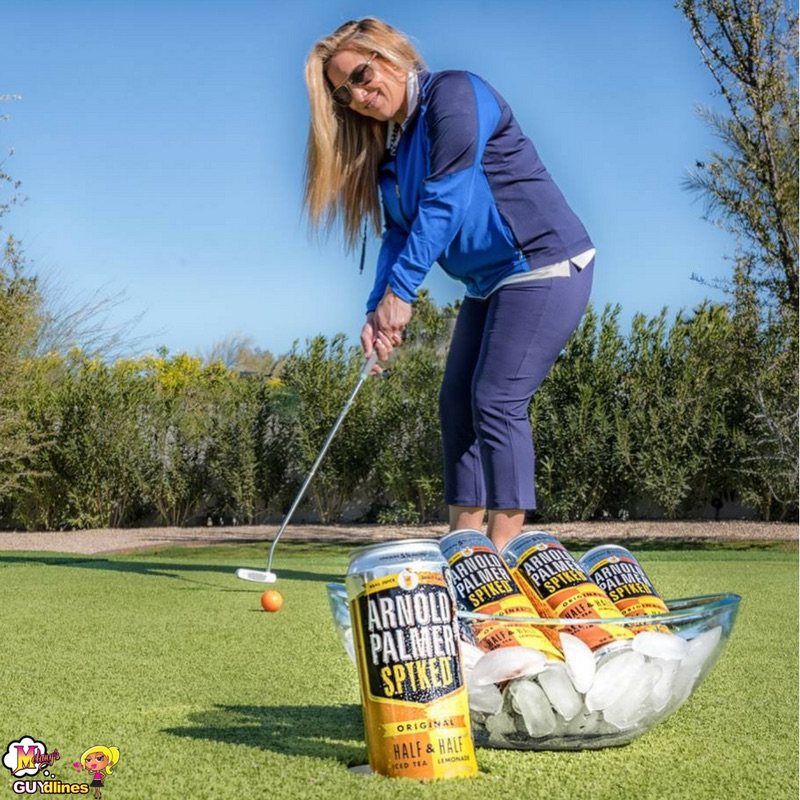 My Date For The Phoenix Open 2018: Arnold Palmer Spiked #ApWellPlayed