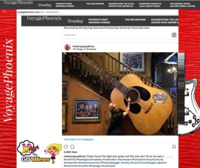 VoyagePhoenix Lists MelanysGuydlines: Top Influencer in Phoenix, Arizona