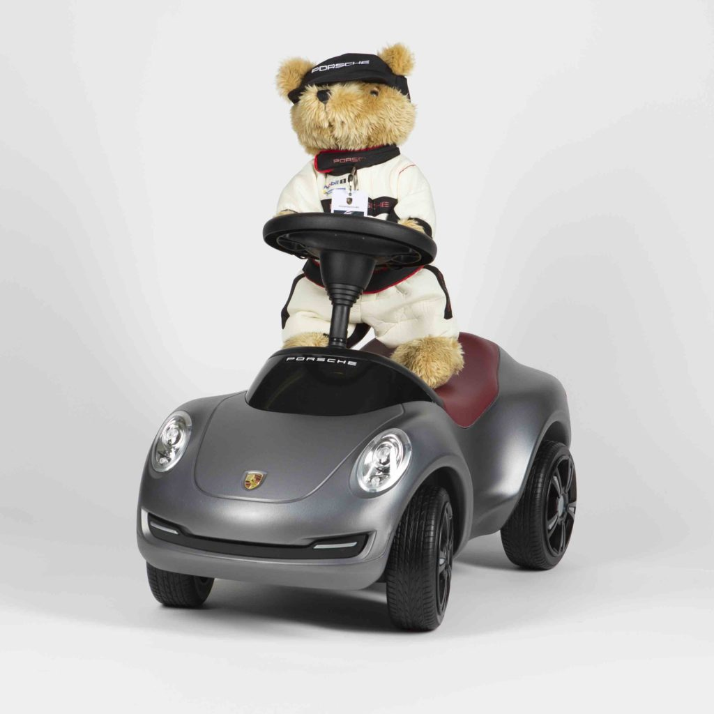 #4001 Porsche Pedal Car and Bea