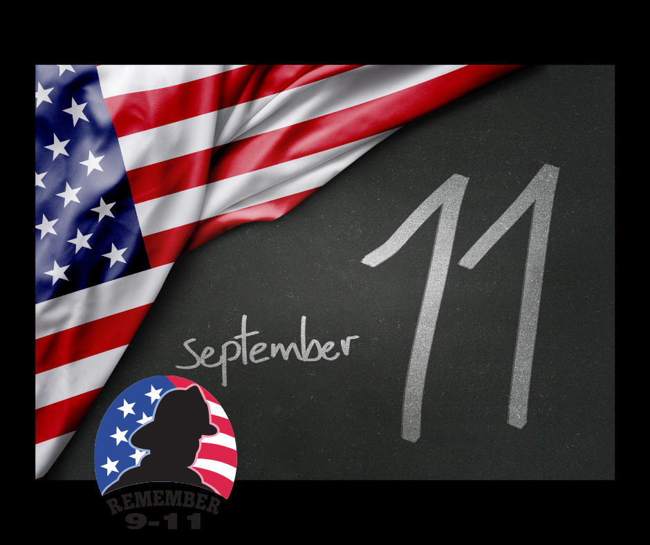 Never Forget Is More Than A Hashtag: 9/11/2021